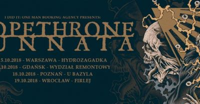 Dopethrone / Sunnata / Red Scalp